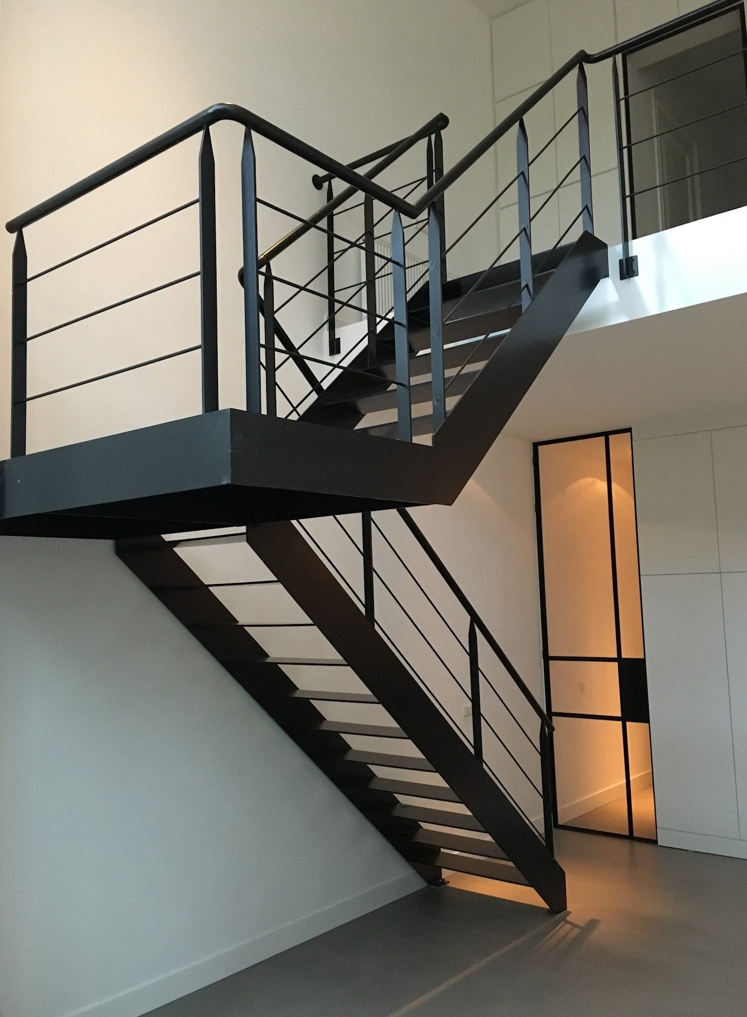 iStairs Solide Black